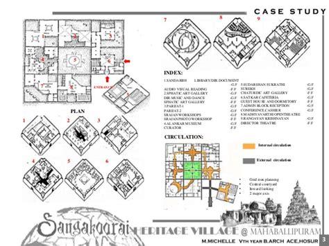 Floor Plans With Guest House jawahar kala kendra case study