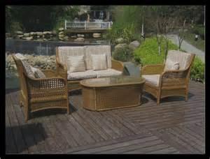outdoor wicker patio furniture sets patio ideas