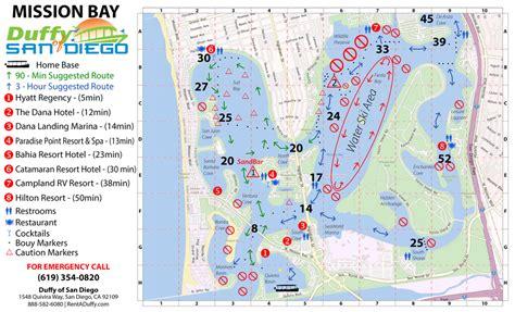 boat rental mission bay san diego mission bay duffy rental excursion map duffy of san diego