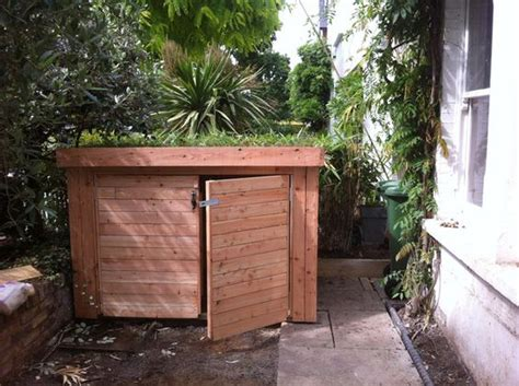 living roof bike shed green roof classic bike shed landscaping ideas