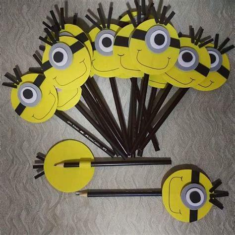 llaveros de los minions manualidades infantiles adorno para l 225 piz minions manualidades para ni 241 os