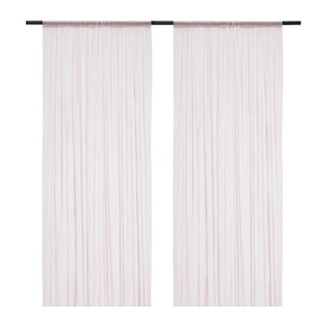 sheer curtains ikea hildrun sheer curtains 1 pair ikea
