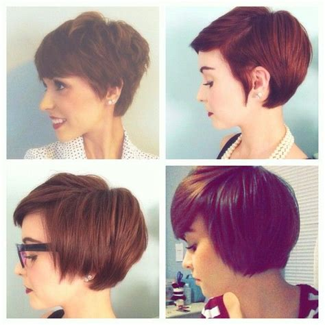 nine months later its a bob from pixie cut to bob haircut pixie cut growth three months moved permanently growing