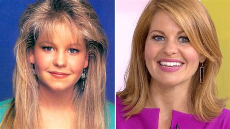 candace from full house candace cameron reveals details on full house spinoff today com