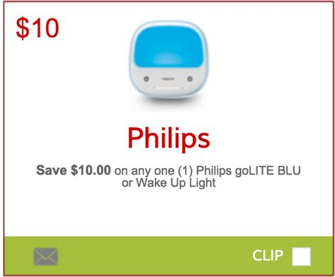 Smartsource Ca Coupons Save 10 00 On Any One Philips Light Source Coupon Code
