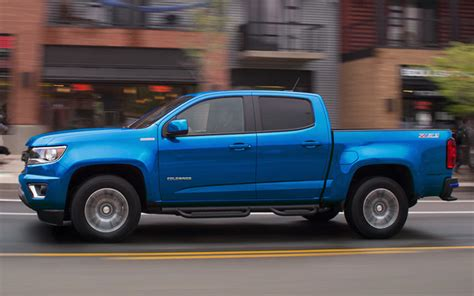 Chevrolet New Models 2020 by 2020 Chevrolet Colorado Update Changes Release New