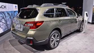 Subaru Forester Hybrid 2018 Subaru Outback Hybrid Comes With Stylish Look 2018