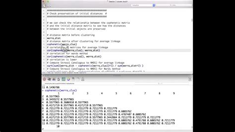 Applied Multivariate Statistics With R Session 7 Applied Multivariate Statistics Cluster