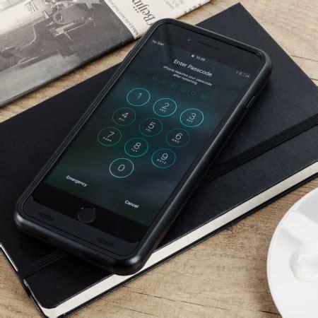 iphone 7 plus slim fit 4 000mah battery black