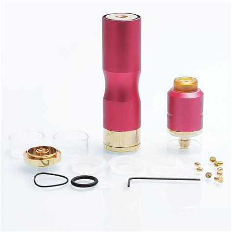 Desire Mad Mechanical Kit authentic desire mad mechanical mod 7ml rdta atomizer kit