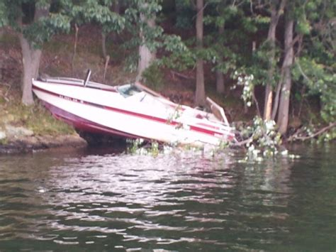 boat crash new jersey police man drunk when he crashed boat jefferson nj patch