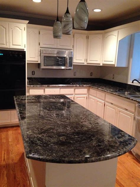 Black And White Granite Countertops Grey Black White Swirl Granite Countertops