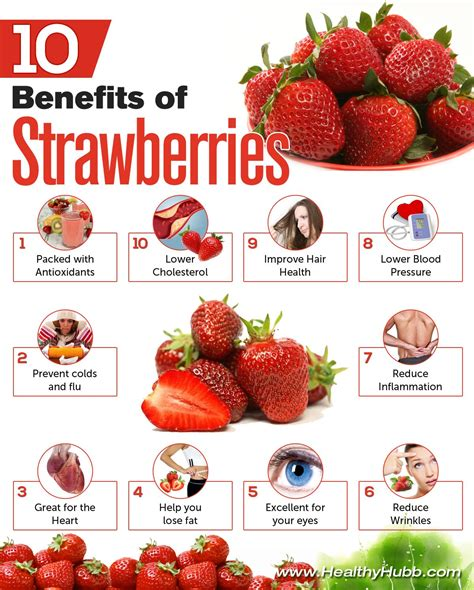 10 Health Benefits Of by 10 Amazing Health Benefits Of Strawberries Health Food