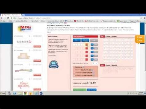 How to Play Lottery Online with Lottosend - YouTube Lottosend