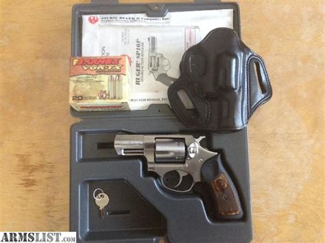 holster for ruger sp101 357 armslist for sale ruger sp101 357 w holster and ammo