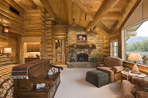 jackson hole contemporary log cabin designshuffle blog tucker ranch jackson hole wy traditional bedroom
