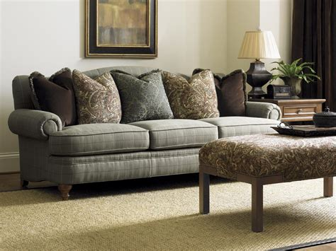 camel back sofa with rolled arms lexington lexington upholstery ashford camel back sofa