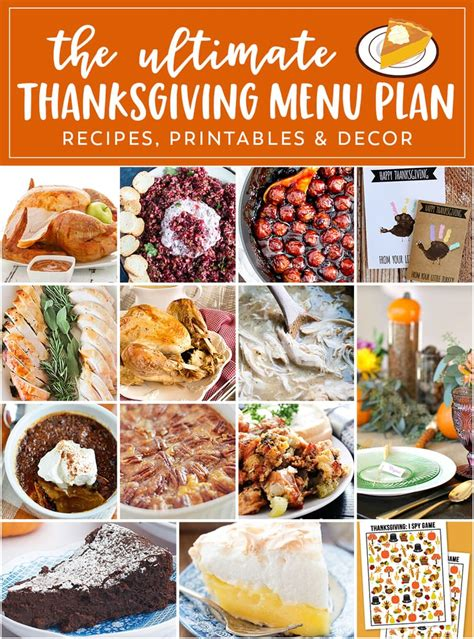 thanksgiving dinner planning how much to serve whole thanksgiving meal plan and party ideas your homebased mom