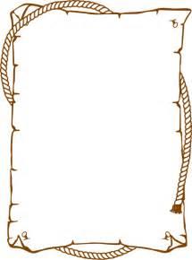 cowboy border clip art at clker com vector clip art