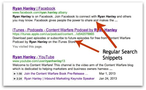 A Snippet by How Rich Snippets Changed Content Marketing Forever And