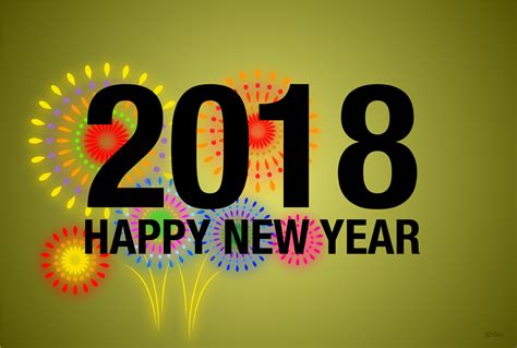 new year 2018 graphics free happy new year 2018 image free clipart
