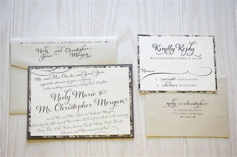 Rsvp Abbreviation On Wedding Cards