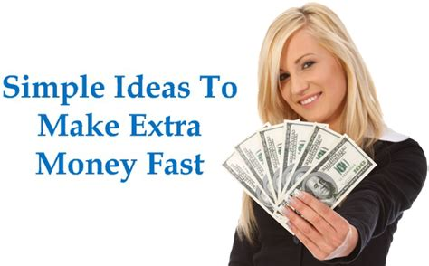 Make Quick Money Online - make money online fast