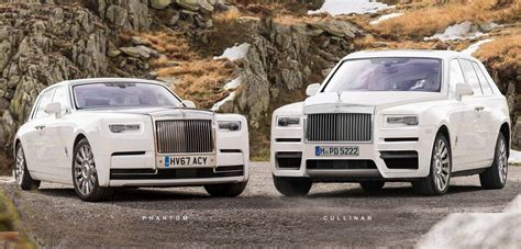 roll royce royce rolls royce cullinan gets rendered based on spy photos