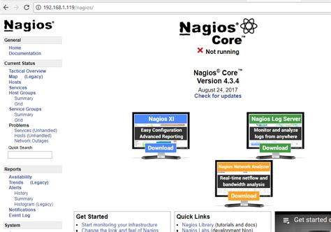 nagios install tutorial ubuntu how to install nagios 4 in ubuntu and debian