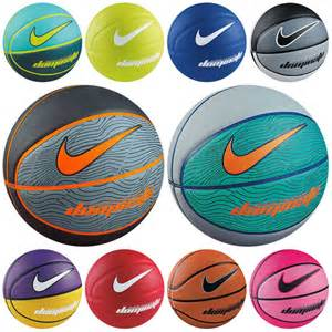 nike dominate outdoor basketballs assorted colors