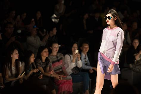 Fashion Week Starts Today by Shanghai Fashion Week Starts Today Goes Till Next
