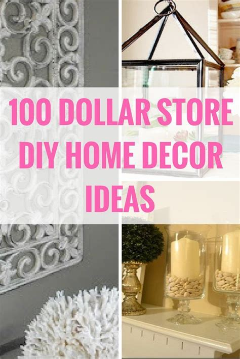 decorate     dollar store diy projects