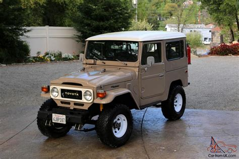 classic land cruiser for sale 4x4 rock crawler stock classic land cruiser