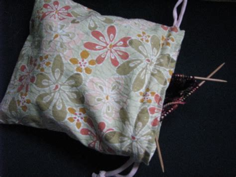 pattern lined drawstring bag random charm 183 self lined drawstring bag tutorial