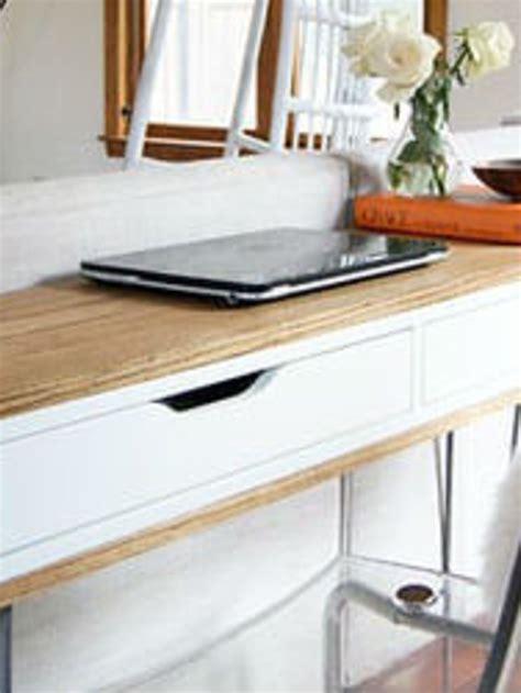 Ikea Bureau Plank by Ikea Hack Wandplank Tot Retro Bureau Renovatie