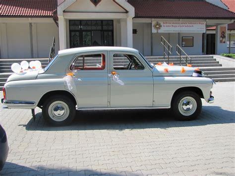 Auto Warszawa by Warszawa Piękne Auto Z Prl Auto Do ślubu Krak 243 W Skała