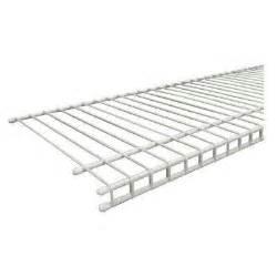 White Metal Shelf by Shelves Shelf Brackets Storage Organization The