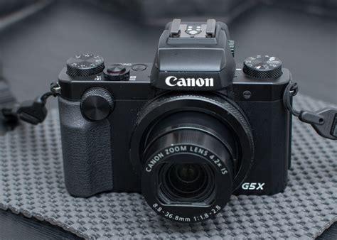 Tas Kamera Mini For Mirrorless Small Dslr Hnx 009 Black mencoba canon g5x kamera premium compact yang lengkap