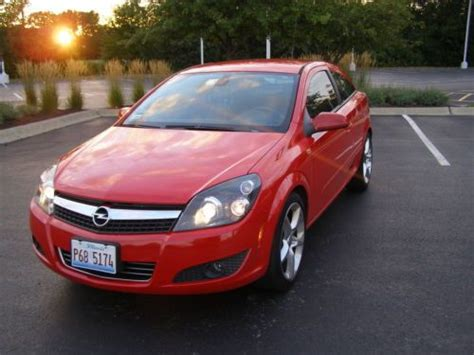 opel chicago find used 2008 opel astra conversion saturn astra xr
