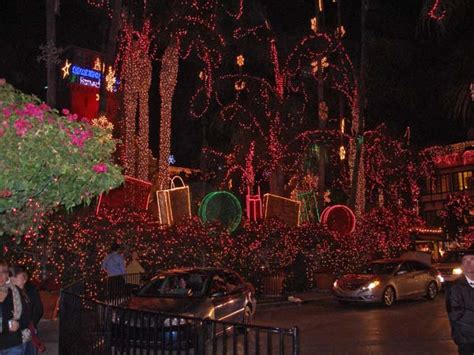 riverside s mission inn lights up for the holidays rmw