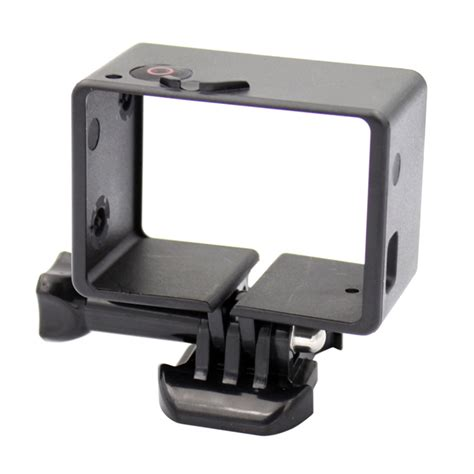 Frame Gopro 4 plastic extension bacpac frame mount w fast assembling