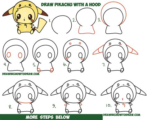 how to make doodle picture how to draw pikachu how to draw pikachu for hub