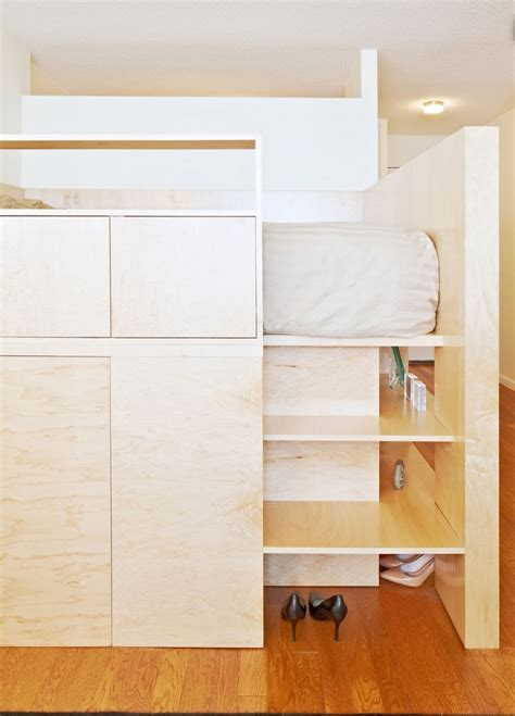 Cabin Bed Storage bed storage cabin bed interior design ideas