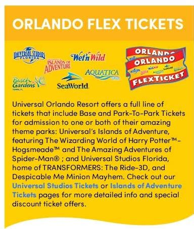 theme park tickets florida discount theme park tickets disney world seaworld