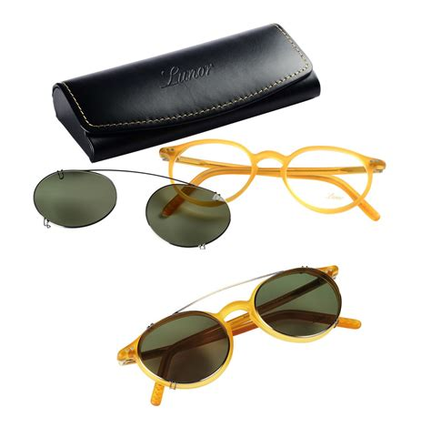 Sun Glasses Bermerk diy sunglasses acetate frame a5 226 and sun clip by lunor