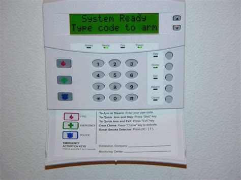 guardian nw system and features home alarm systems