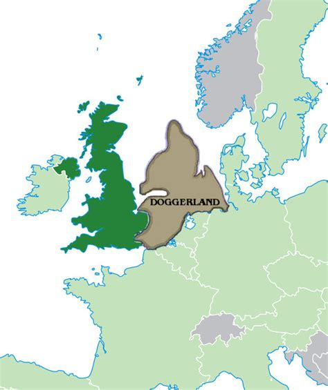 on the map file doggerland 10 000 bp jpg wikimedia commons