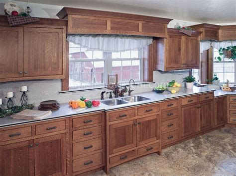 Mission Oak Kitchen Cabinets Best 25 Mission Style Kitchens Ideas On