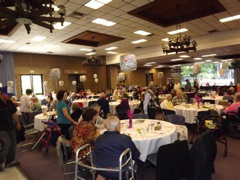 Garden Grove Ca Recreation Center Seniors Celebrate S Day City Of Garden Grove
