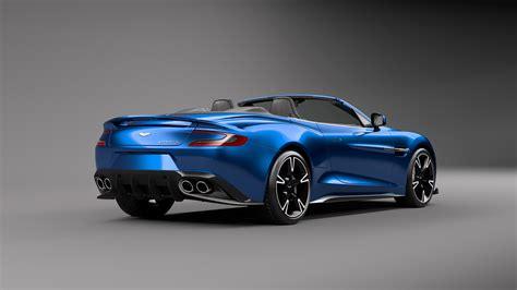Aston Martin Models by Aston Martin Works New Model Vanquish S Volante